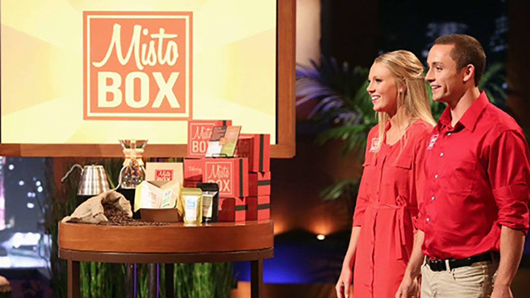 Misto Box Shark Tank Pitch and After Show Update