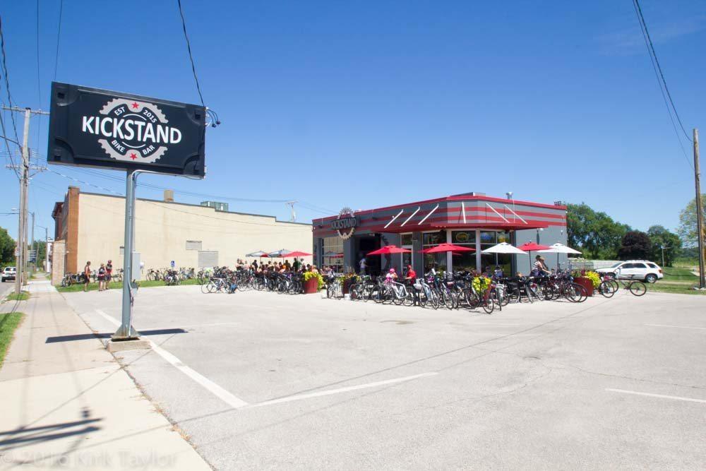 The Modern Day Biker Bar