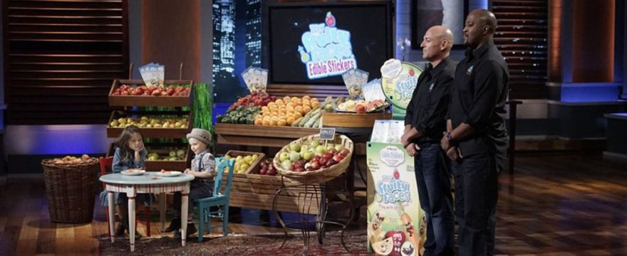 My Fruity Faces - Shark Tank