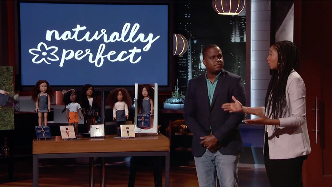 Naturally Perfect Dolls Multi-Cultural Dolls – Shark Tank Pitch