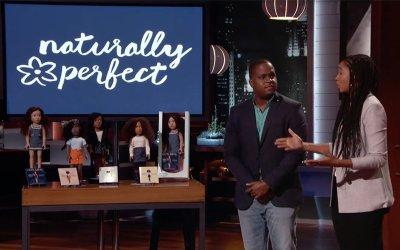 Naturally Perfect Dolls Multi-Cultural Dolls – Shark Tank Pitch