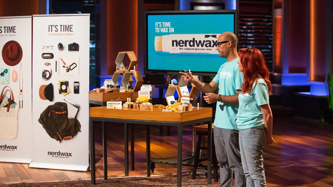 Nerdwax gets Troy Carter and Kevin O'Leary offer Declines Shark Tank Deal
