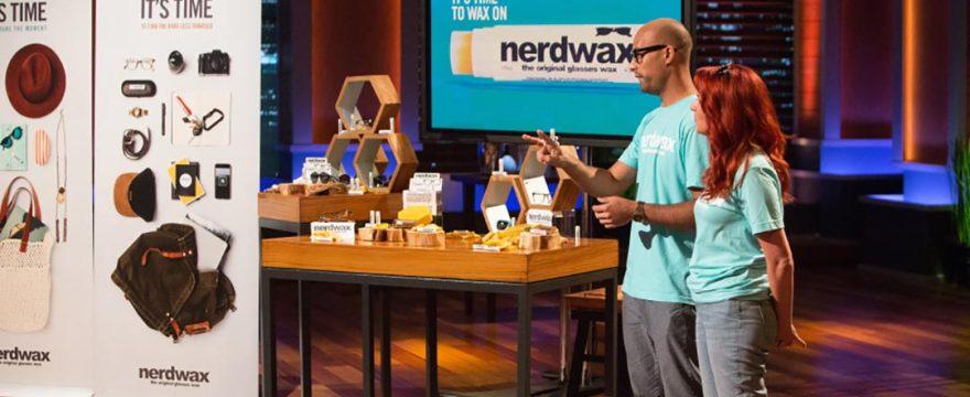 Nerdwax - Shark Tank