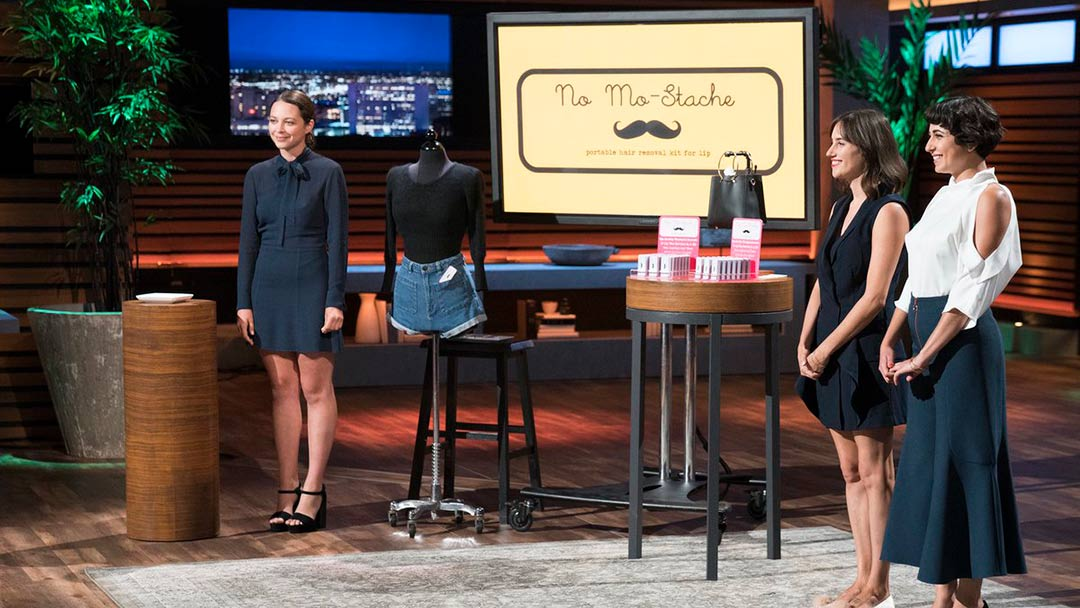 No Mo-Stache gets rid of hairy offer in Shark Tank scores deal