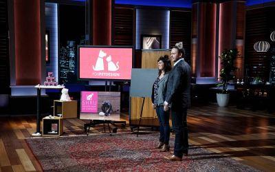 PDX Pet Design Cat Licki Brush  and Shru Shark Tank Pitch No Deal