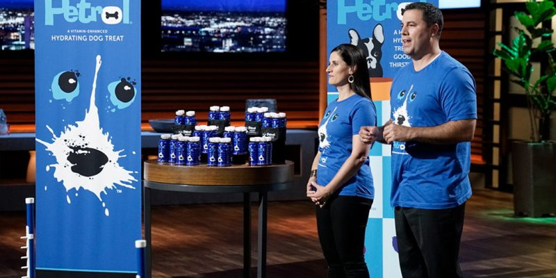 Petrol - Pet hydration for dogs - Shark Tank