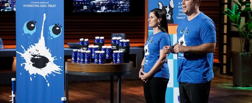 Petrol - Pet hydration for dogs - Shark Tank
