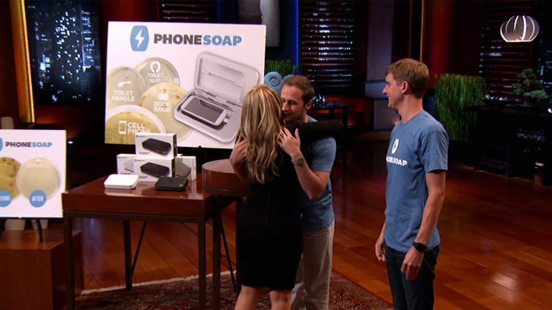 PhoneSoap - Shark Tank