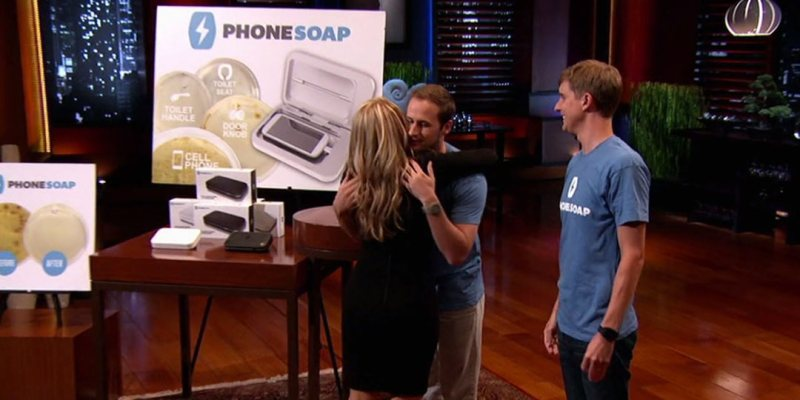 PhoneSoap - Shark Tank