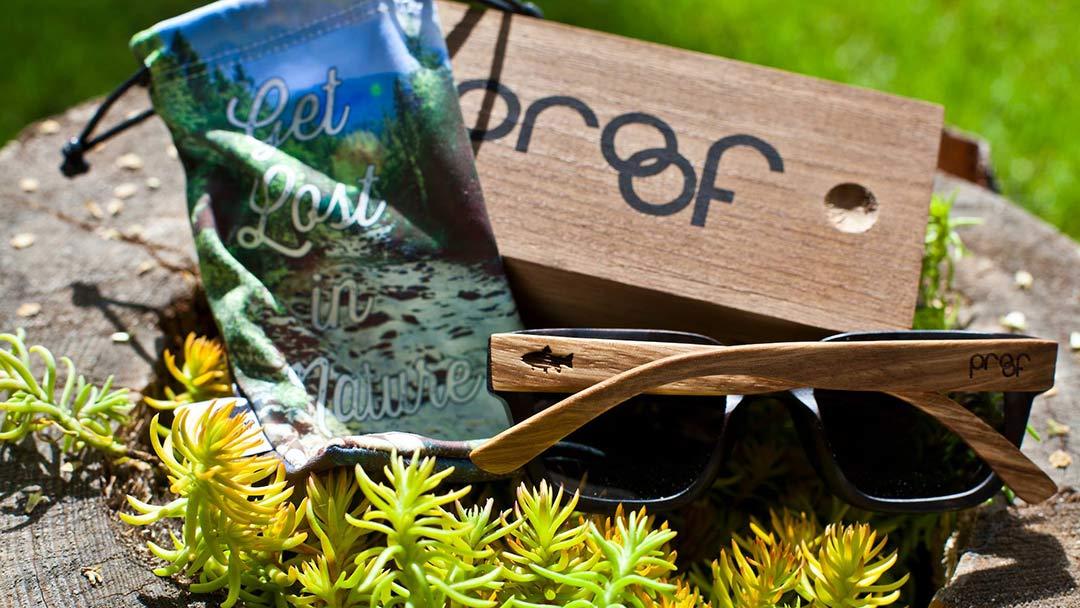 9fe9b24002 Proof Eyewear - Uniquely designed eyeglasses in Shark Tank - Kirk Taylor
