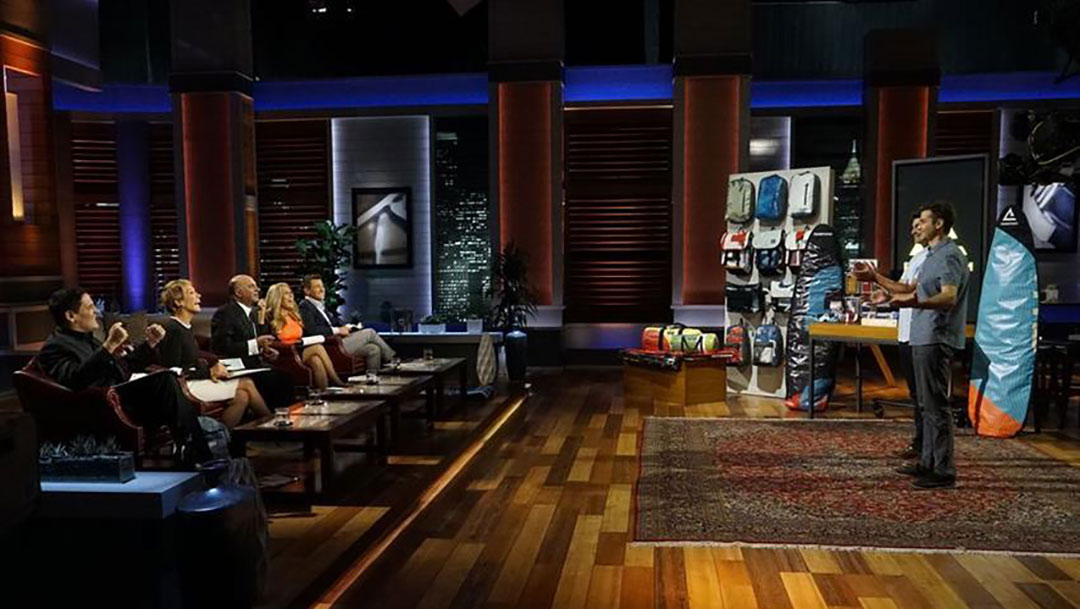Rareform recycles billboards into Totes, Wallets, Backpacks into Shark Tank Deal