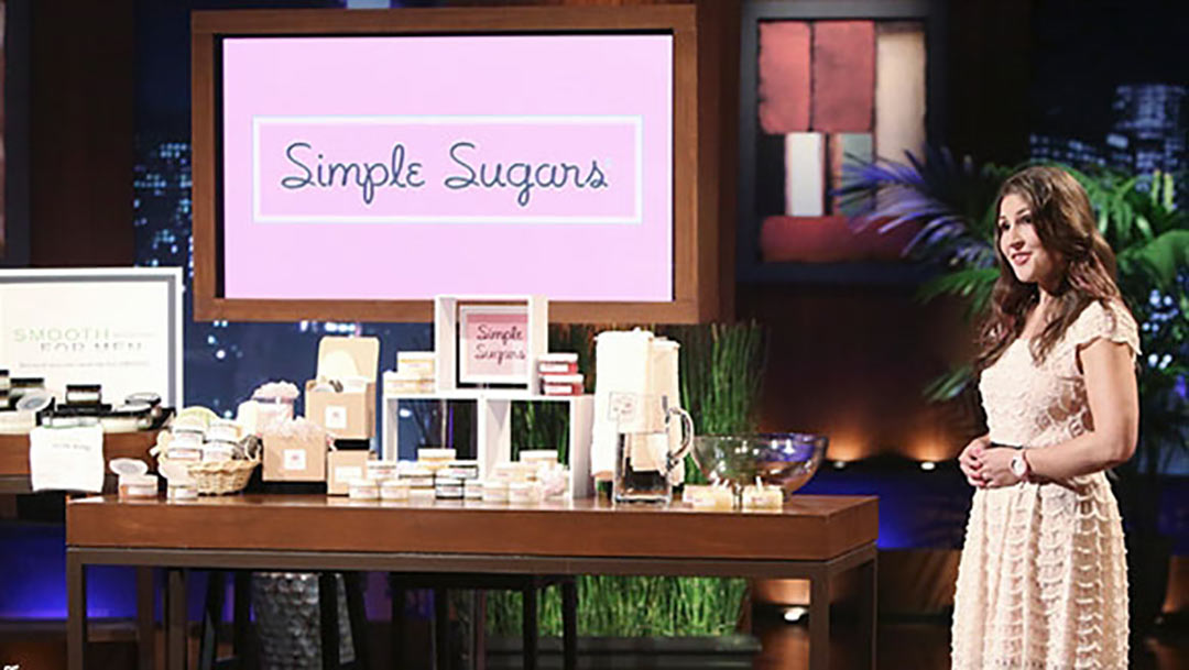 Simple Sugars Lani Lazzari scores Shark Tank Deal with Mark Cuban