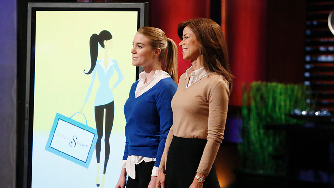 Skinny Shirt Shark Tank Pitch Misses Deal Still going strong