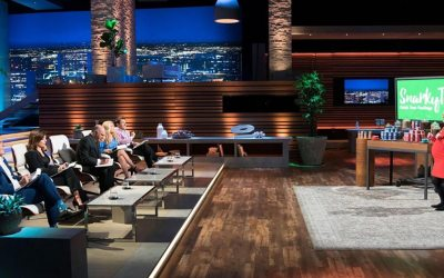 Snarky Tea pitched by Mrs Wonderful scores Shark Tank Deal