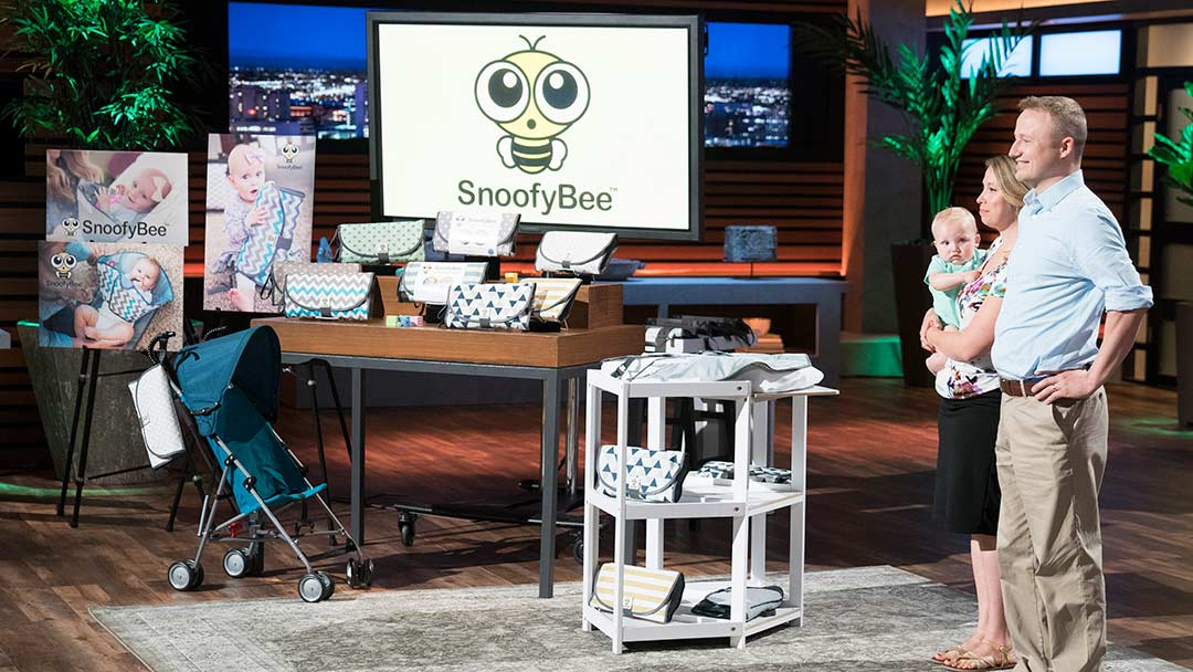 SnoofyBee keeps hands out of Poo-Poo in Shark Tank