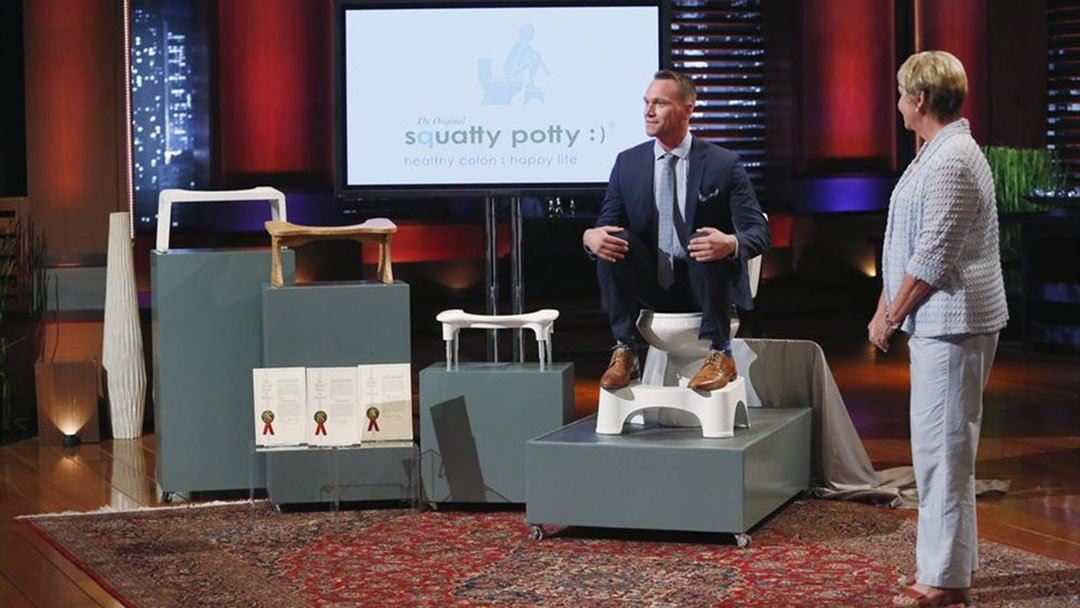 Squatty Potty Toilet Step Shark Tank Deal Lori Greiner