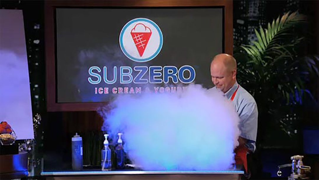SubZero Ice Cream – Shark Tank Pitch – After Update