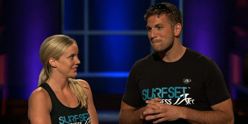 Surfset Fitness - Shark Tank