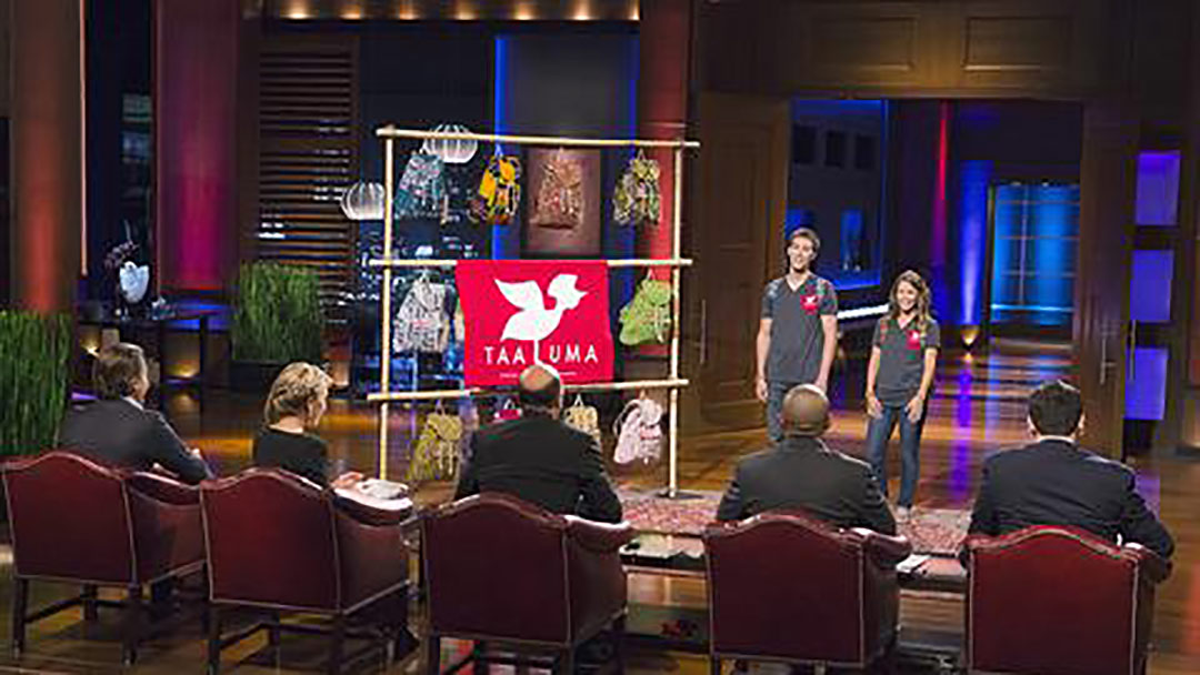 Taaluma Totes misses Shark Tank deal scores thousands for Microloans