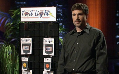 Tail Lightz burns out in Shark Tank pitch before getting started