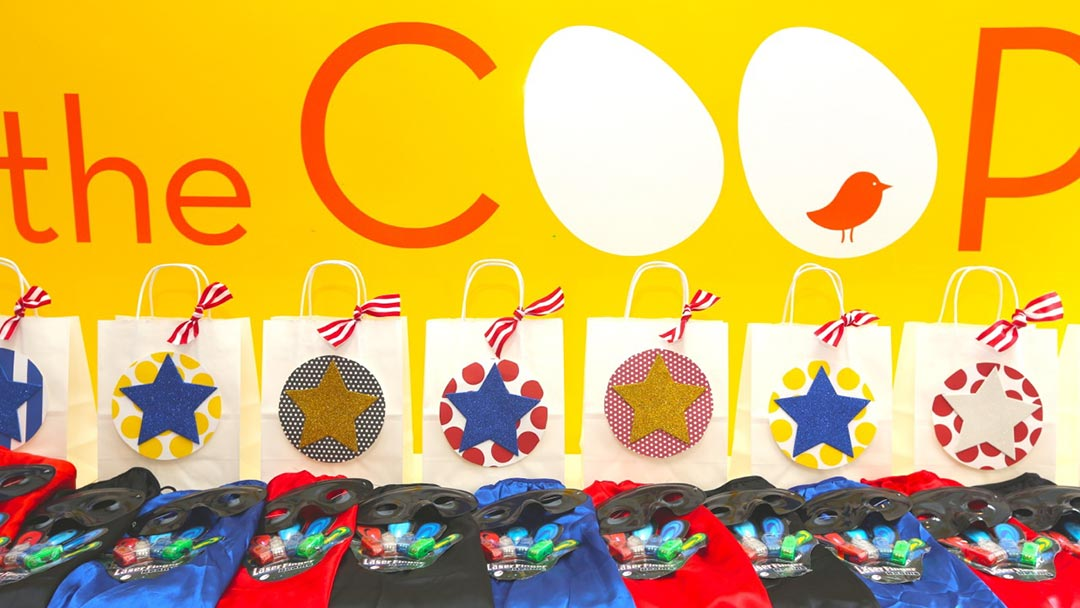 The Coop Kids Party Place in Los Angeles on Shark Tank Deal