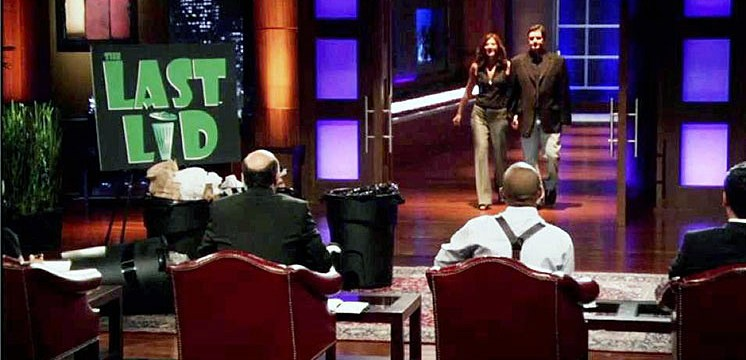 the Last Lid - Shark Tank