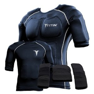 Titin Compression Shirts - Shark Tank