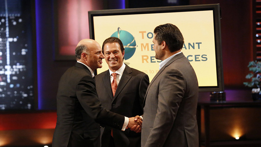 Total Merchant Resources Shark Tank Pitch deal with Kevin O'Leary