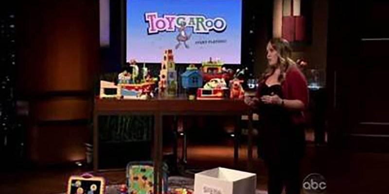 ToyGaroo - Nikki Pope - Shark Tank