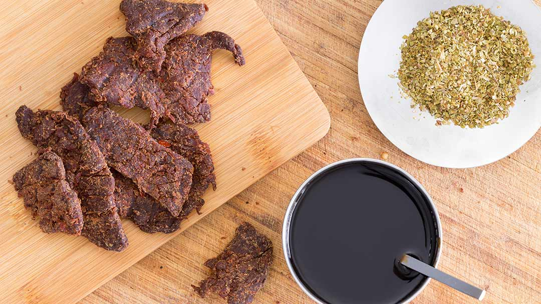 Uncle Zip's Beef Jerky Leaves Shark Tank with no deal but selling today