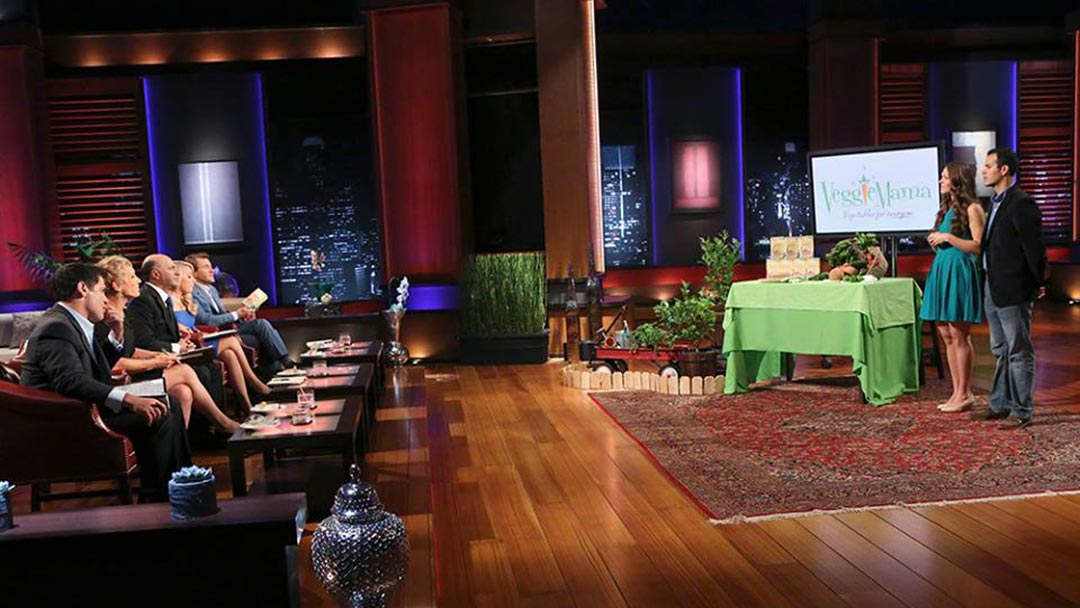 Veggie Mama Vegan Healthy Shark Tank Deal Mark Cuban Barbara Corcoran