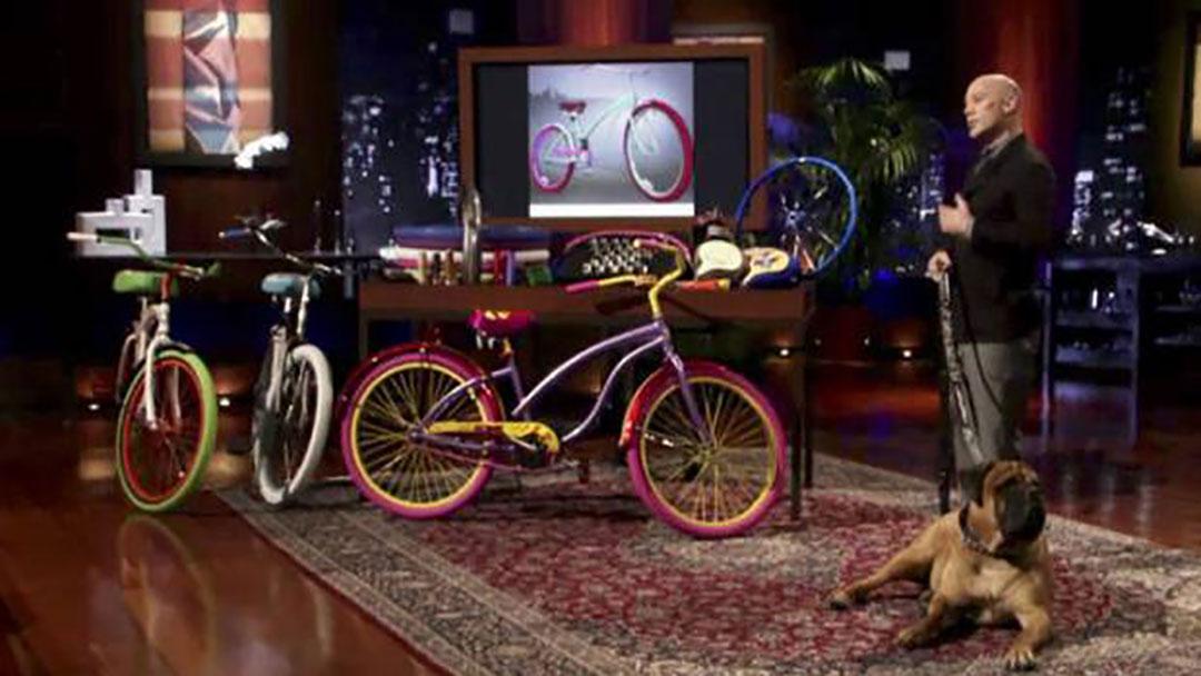 Villy Custom Cruiser Bicycles Score Barbara Corcoran Shark Tank Deal