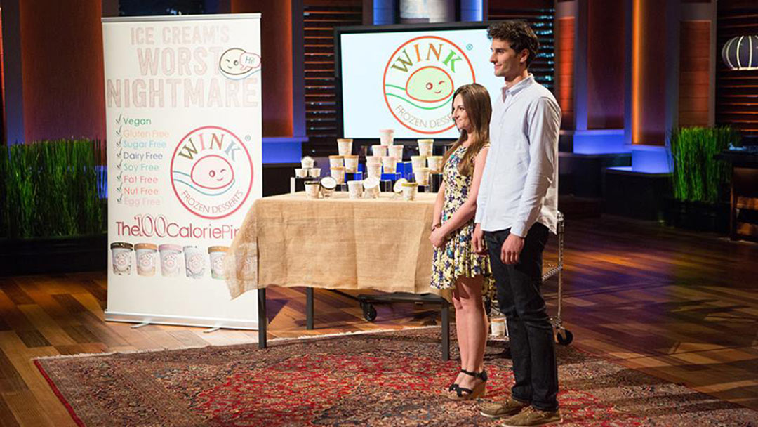 Wink Frozen Desserts Shark Tank pitch goes flat
