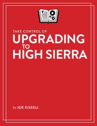 TCo Upgrading to High Sierra
