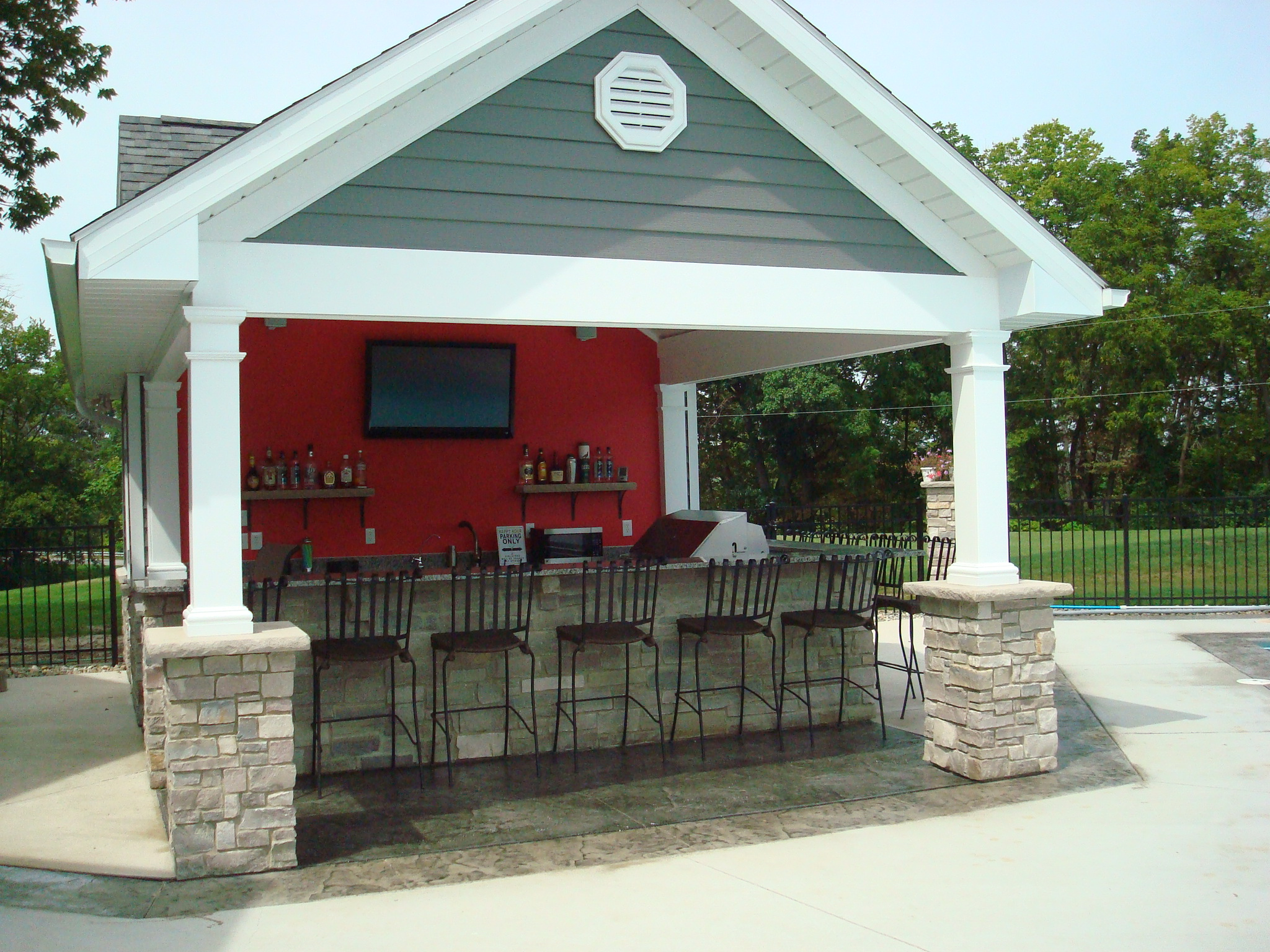 Outdoor Living Kirk Wylie Masonry