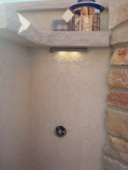 Bryan Ohio, outdoor fireplace, bbq, sit wall, bar, Pergola, Pati 009