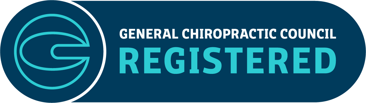 Registered with General Chiropractic Council, UK