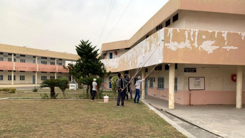 Painting Kirpal Sagar Academy