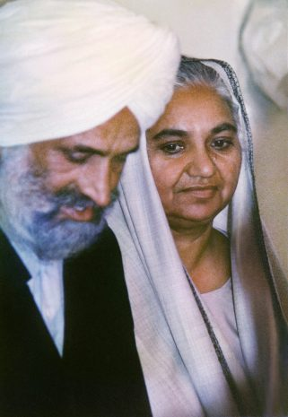 Dr. Harbhajan Singh & Biji Surinder Kaur