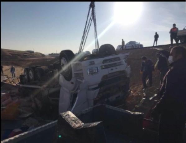 Kırşehir'de kaza 1 ölü