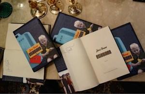 Kirsin Book Club luki Jari Tervon Esikoisen tammikuussa 2014