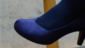 Finlandia-ehdokkaan kauniit kengät