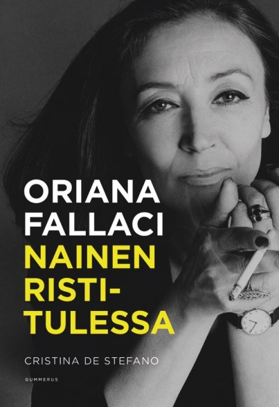 Paras kirja vai paras kompromissi? Yhteisesti vuonna 2015 lukemistamme kirjoista Christina De Stefanon Oriana Fallaci -kirja sai eniten tähtiä.