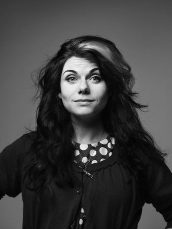 """Writing the fuck out of shit since 1992"" @caitlinmoran"
