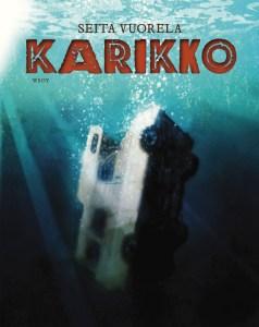 Seita Vuorela voitti viimeisimmällä teoksellaan Karikko (2012) Pohjoismaisen neuvoston lasten- ja nuortenkirjapalkinnon sekä Tulenkantajat-palkinnon (2013)