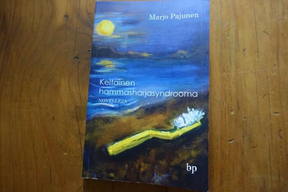 Myös Marjo Pajusen esikoisella, novellikokoelmalla, on mielenkiintoinen nimi.