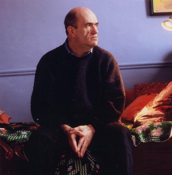 Colm Tóibín on saanut teoksistaan lukuisia kirjallisuuspalkintoja ja ollut mm. kaksi kertaa Booker-ehdokkaana. Brooklyn palkittiin ilmestymisvuonnaan 2009 Costa-palkinnolla. Tällä hetkellä Tólbín opettaa irlannin kirjallisuutta Princetonin yliopistossa. Kuva: Perry Ogden