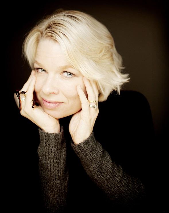 Kirjailija Linn Ullmann on Liv Ullmannin ja Ingmar Bergmanin tytär.
