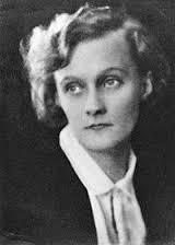 18-vuotias Astrid Lindgren vuonna 1926.
