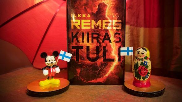Kiirastuli on Ilkka Remeksen 20 aikuisille suunnattu teos. Sen lisäksi hän on kirjoittanut 8 nuorisojännäriä.